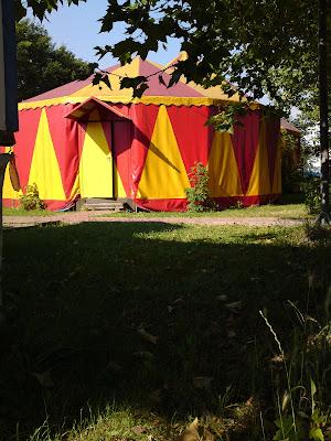 circus, tent