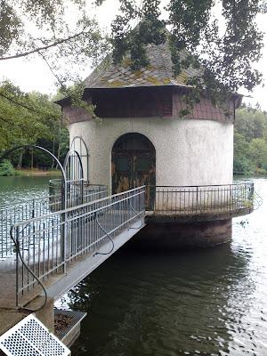 lake,  pump