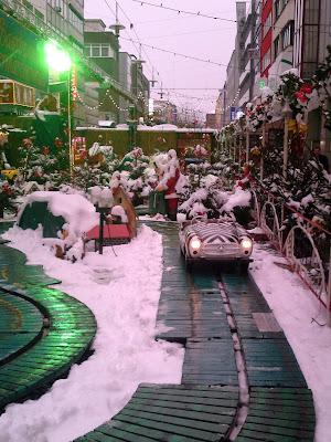 fairground, christmas market,