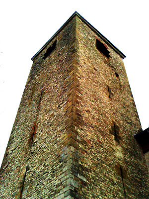 church, tower