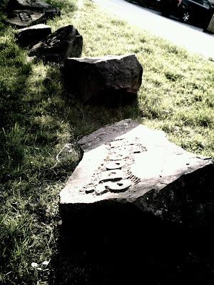 stones,