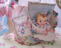 Baby Posy Bucket