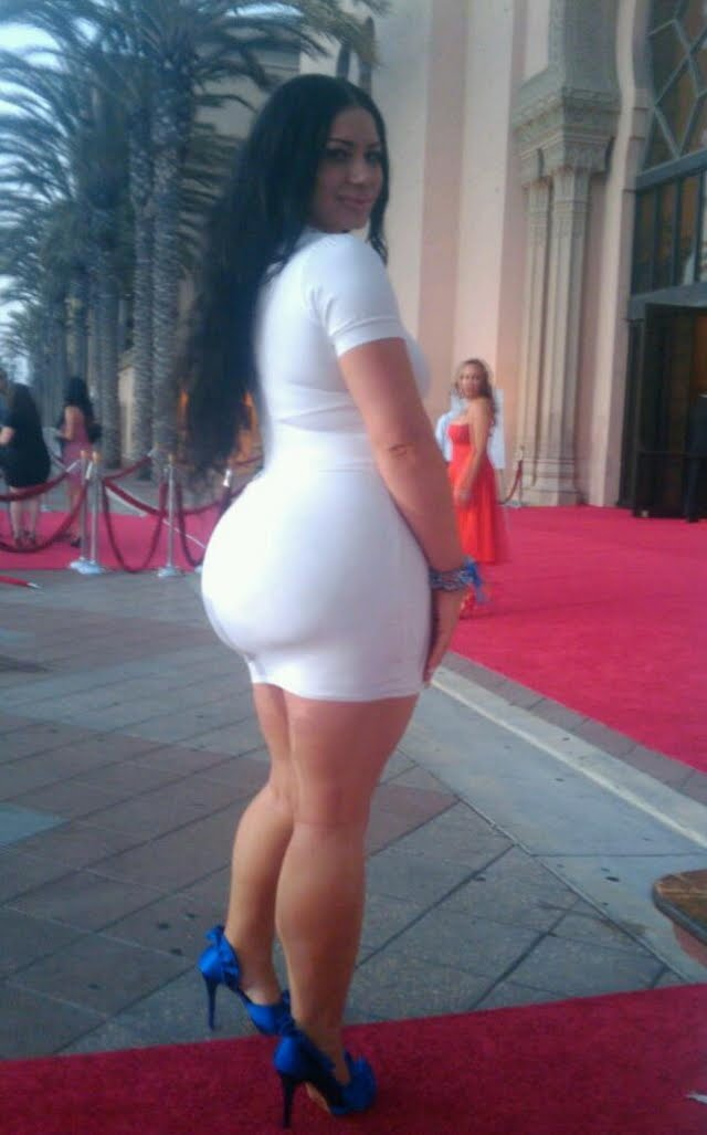 Big Ass In A Tight Dress 27