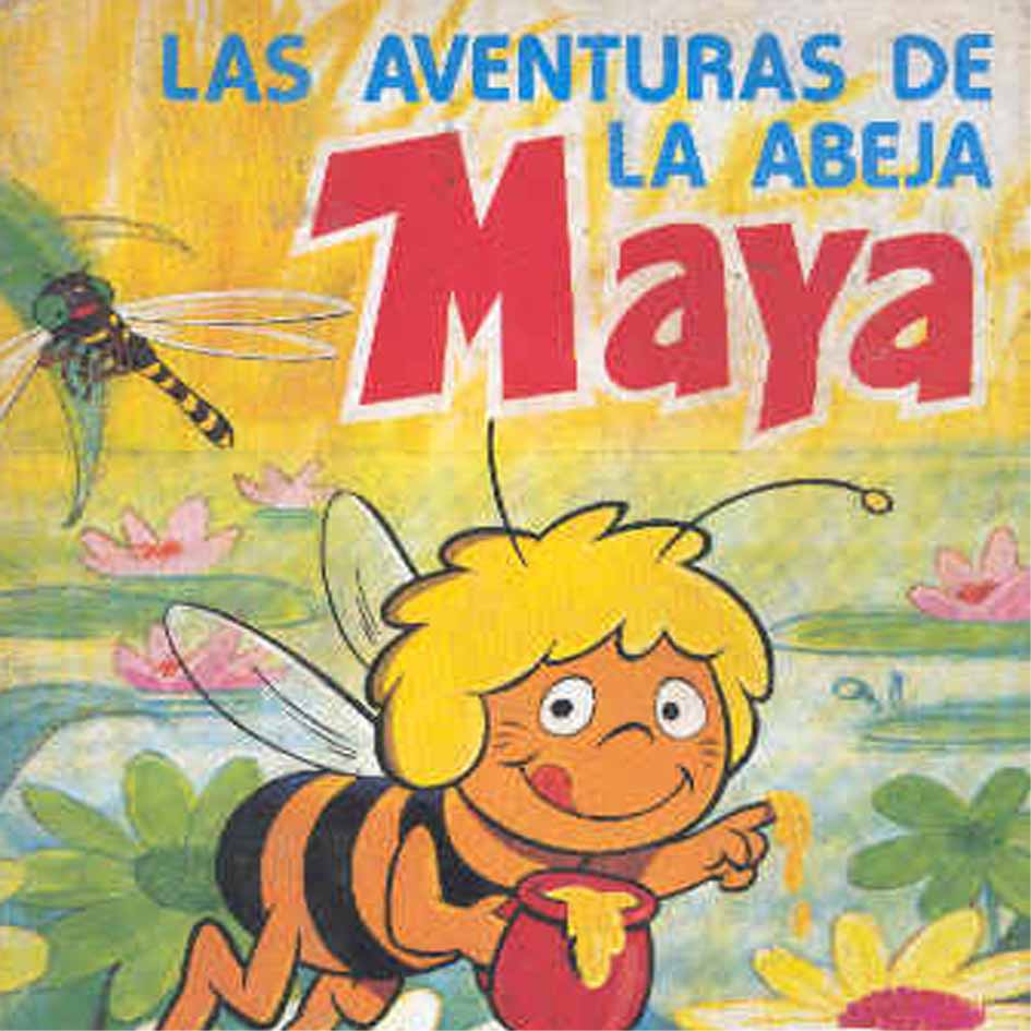 Image result for la abeja maya serie