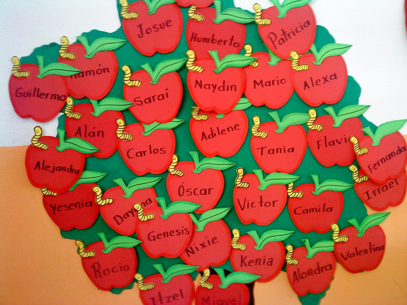 Mis peque as manualidades 21 ene 2011 for Lista de arboles perennes