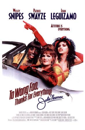 (332) Para Wong Foo, Obrigada Por Tudo! Julie Newmar