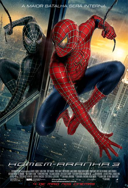 Homem Aranha 3 Dublado