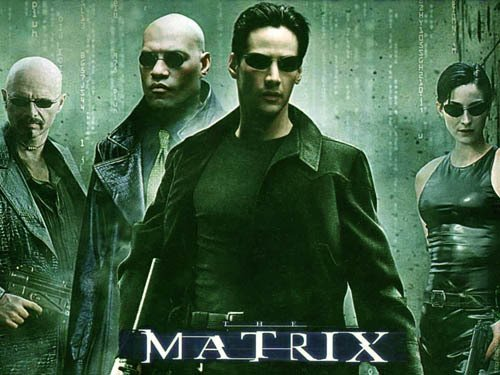 (121)(122)(123) Matrix (revolutions)(Reloaded)