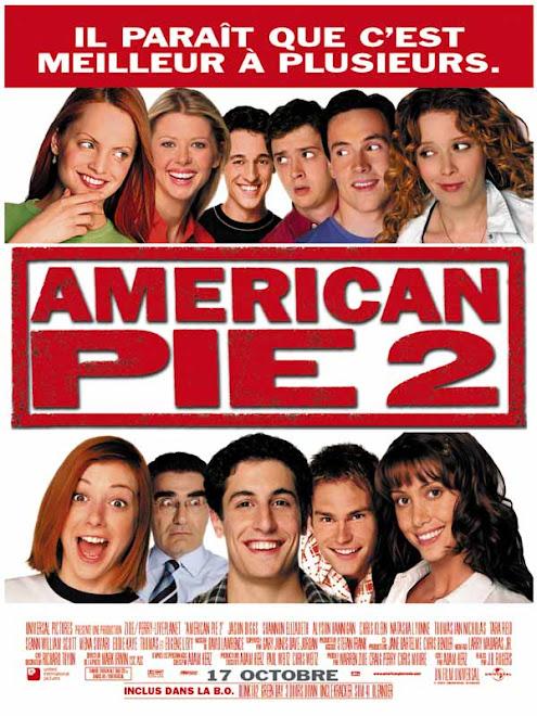 (73) American pie, a segunda vez é ainda melhor