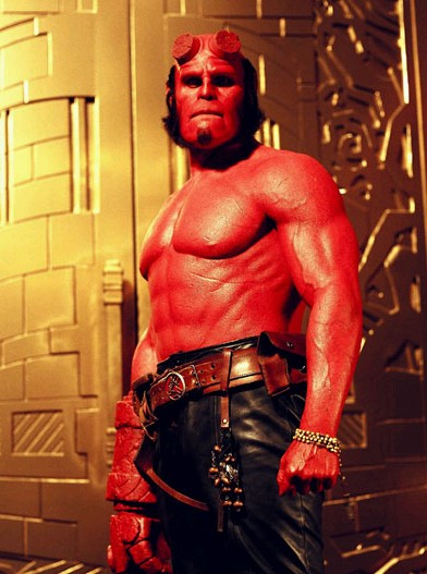 (75) Hellboy