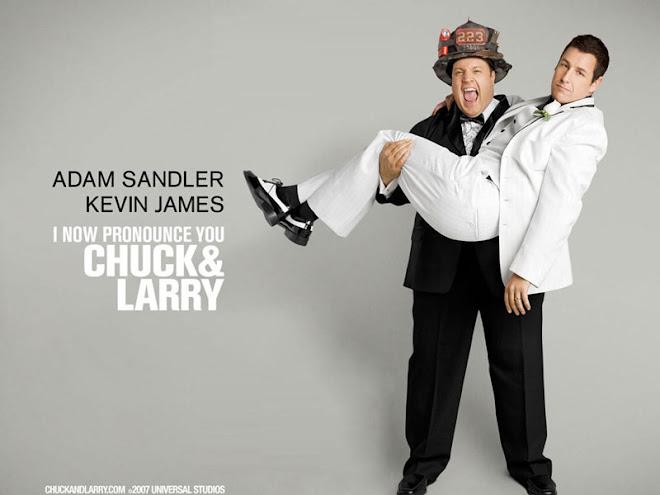 (200) Eo os declaro marido e Larry