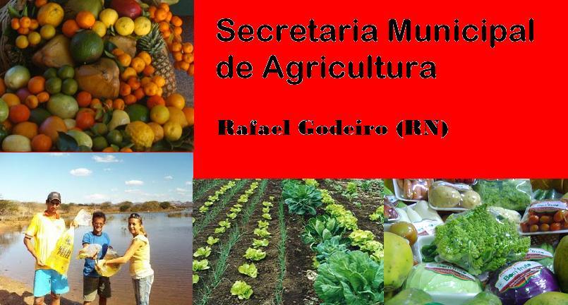 SECRETARIA DE AGRICULTURA DE RAFAEL GODEIRO - RN