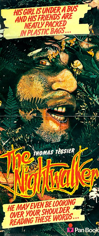 Too Much Horror Fiction: The Nightwalker by Thomas Tessier (1979): The ...