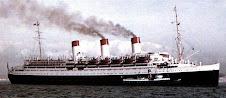 """Cap Arcona"" - Hamburg Süd"