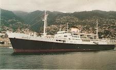Akdeniz um navio turco de passageiros a preservar