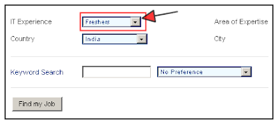 WIPRO Online Form for Freshers