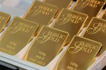 GOLD BULLION 100 GRAM