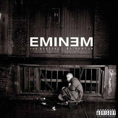 Eminem - The Marshall Mathers Lp (2000) (Original CD Rip) (320Kbps)