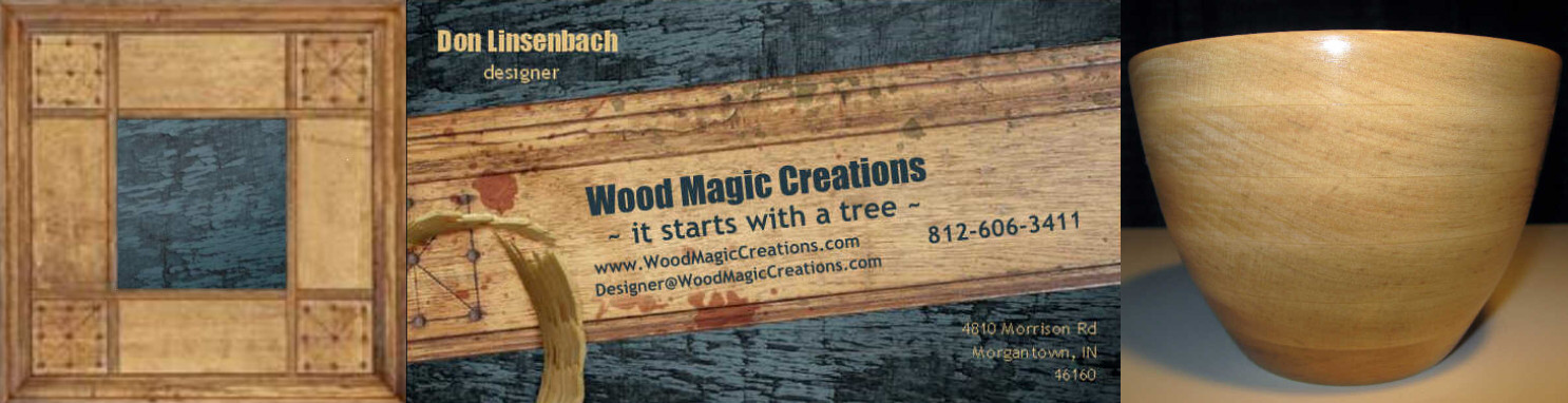 Wood Magic Creations