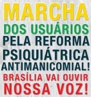 MARCHA DOS USUÁRIOS A BRASÍLIA