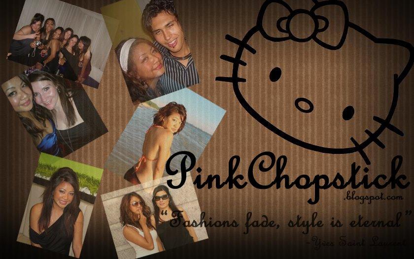 PinkChopstick