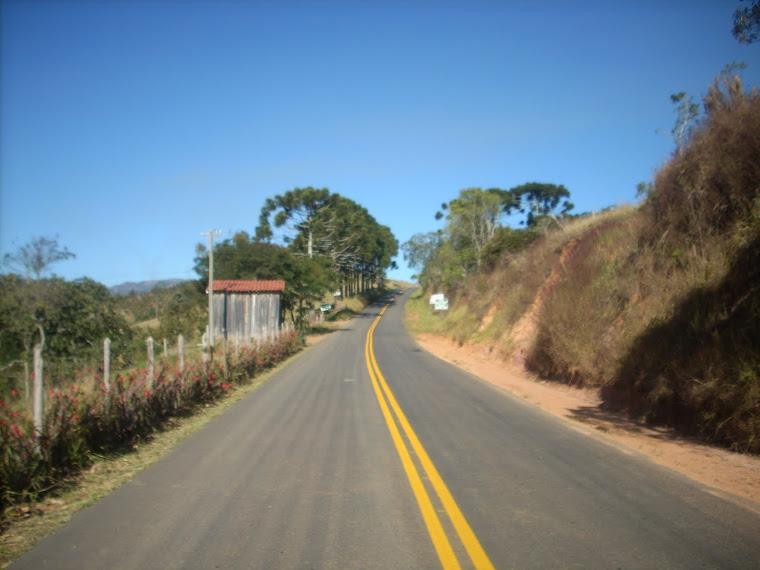 Estrada Estrada Vicinal  Prefeito Osvaldo de Paula Cardoso
