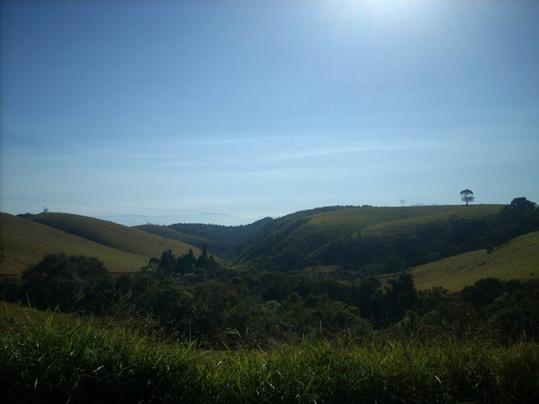 Vista da Serra dos Macacos