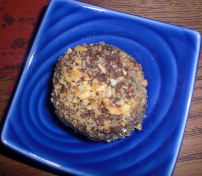 Kahakai Kitchen: Chocolate-Almond Butter Balls Almond Butter Ah