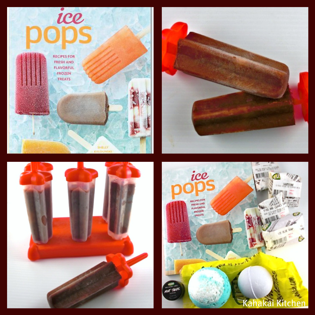 Mexican Chocolate Ice Pops