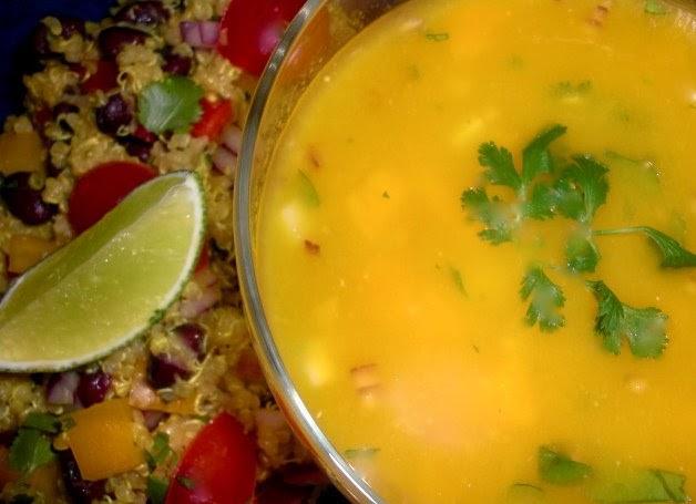 Kahakai Kitchen: A Cooling Combo: Chilled Mango and ...
