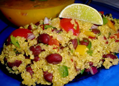 Kahakai Kitchen: A Cooling Combo: Chilled Mango and Cucumber Soup ...