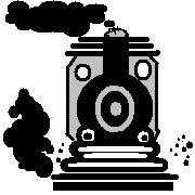 Chugging through life like a steam train would