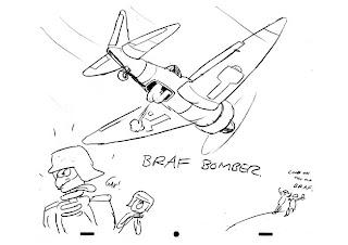 1940's, Britain, by Simon, Military, WW2@drawnpatrol
