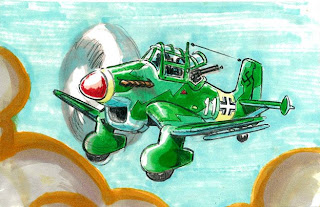 1940's, by Arthur, Germany, Military, WW2@drawnpatrol