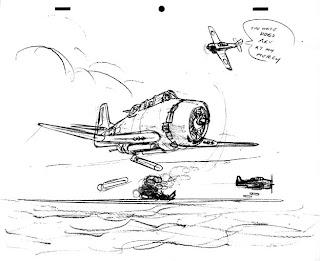 1940's, by Arthur, Military, North America, WW2@drawnpatrol