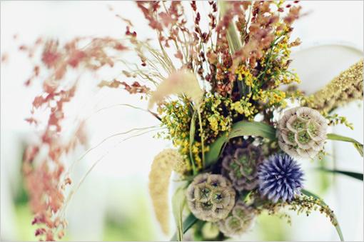 My Floral Future Wildflower Wedding