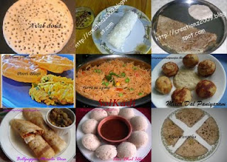 Simple indian food an easy cooking blog wyf breakfast event roundup the total marks of each post would be added up and the top 10 recipes would be selected for polling the top three posts with highest votes would win forumfinder Image collections