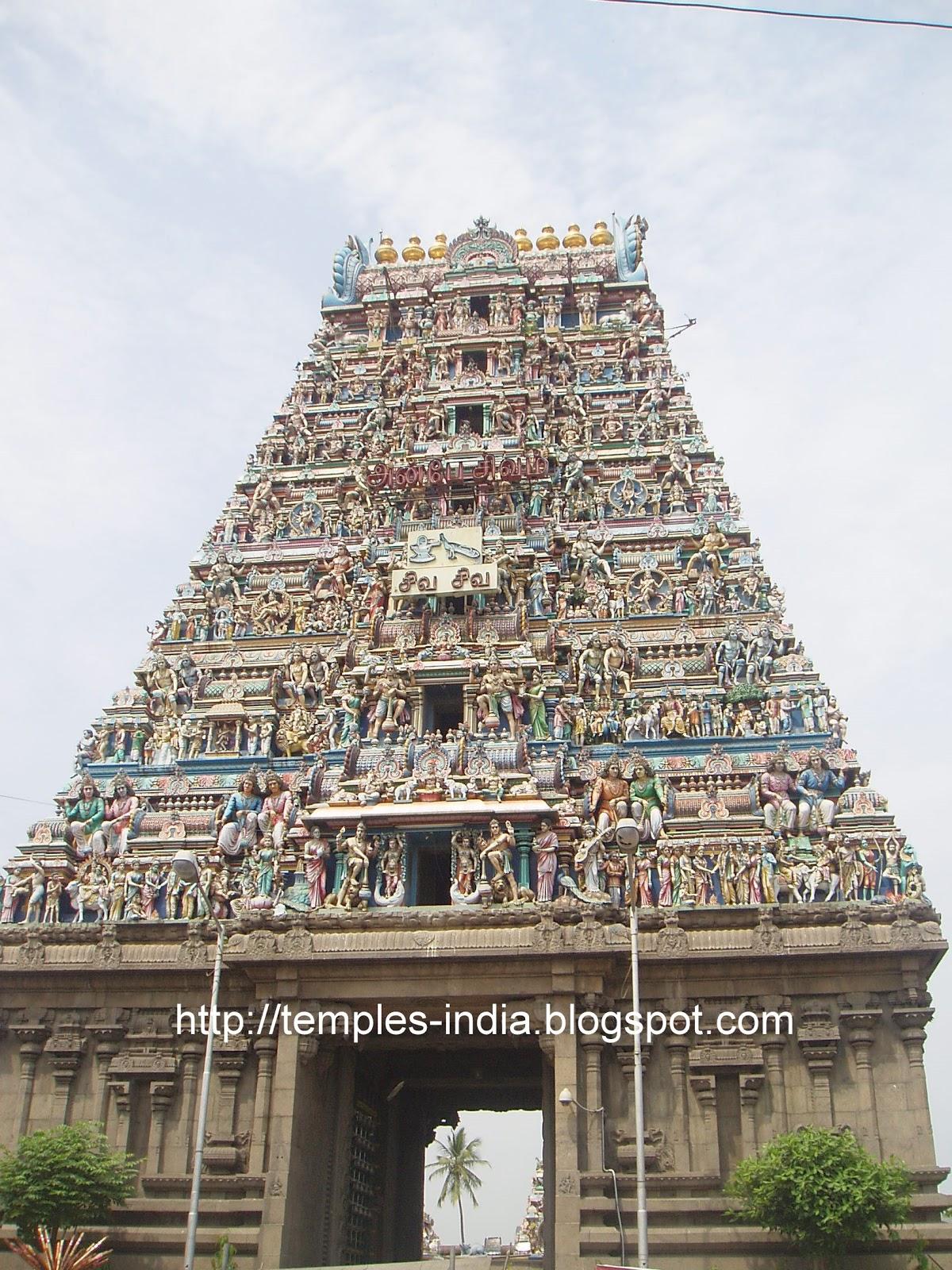 Temples Of India Kapaleeswarar Temple Kapali Temple