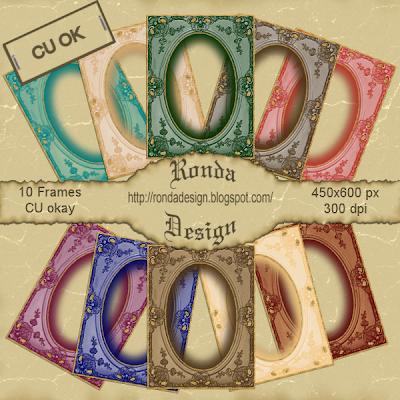 http://rondadesign.blogspot.com/2009/09/cu-10-frames.html