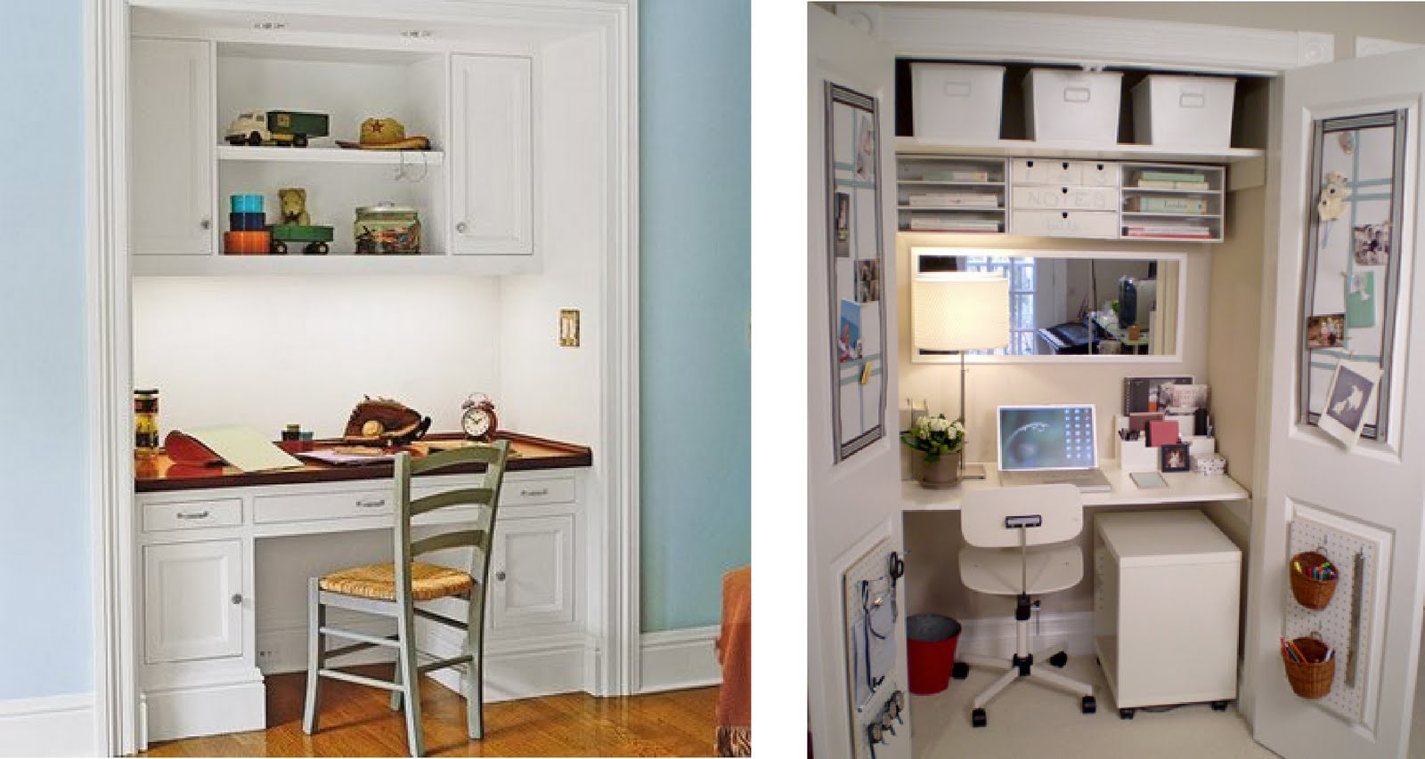 Have room in your budget? Have custom units installed (left). Need to title=