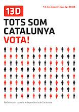 Tots som Catalunya, vota!