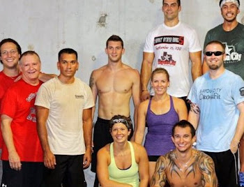 Bayou City Crossfit Coaches