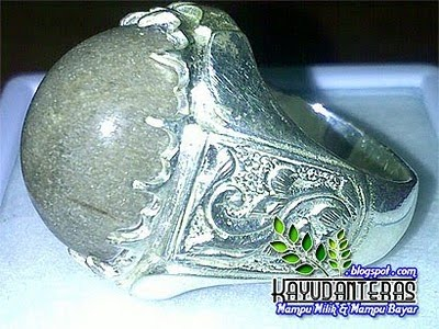 Cincin Rotan Semambu Jadi Batu P196 (Telah ditebus)