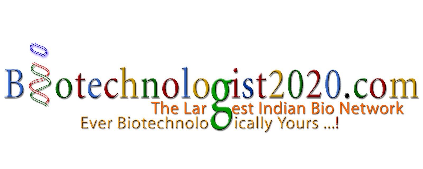 Biotechnologist2020
