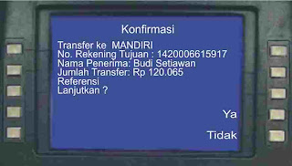 Permalink http://www.opoae.com/2013/04/kode-bank-atm-bersama-dan-contoh.html