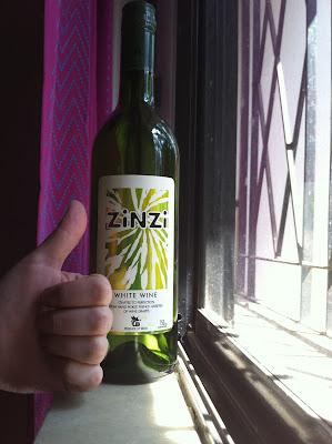 Indian wine Zinzi