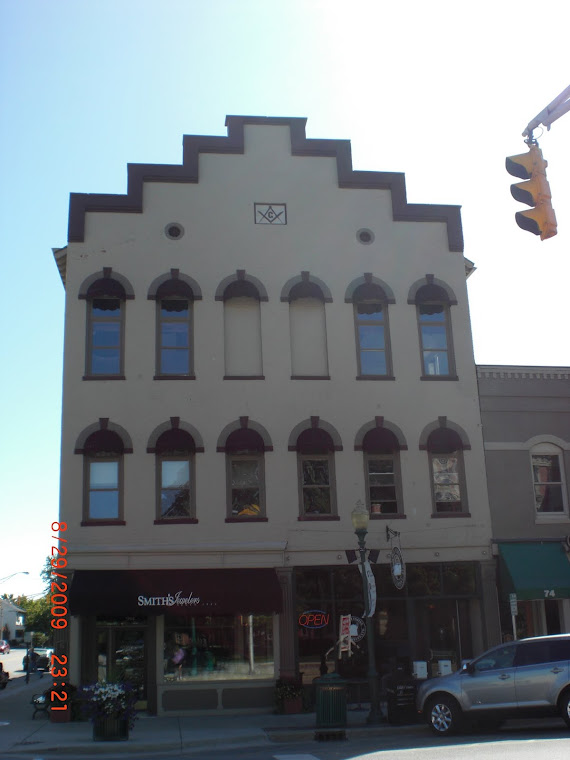 Noblesville Masonic Hall 1884-1915