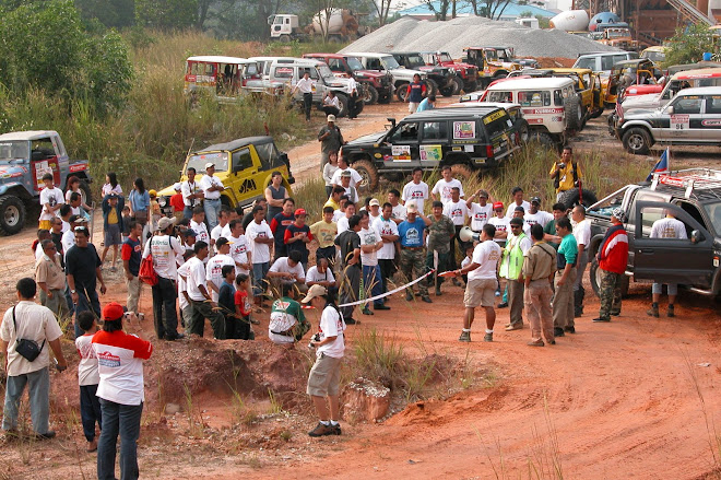 Lagong 4x4 Challenge 2004