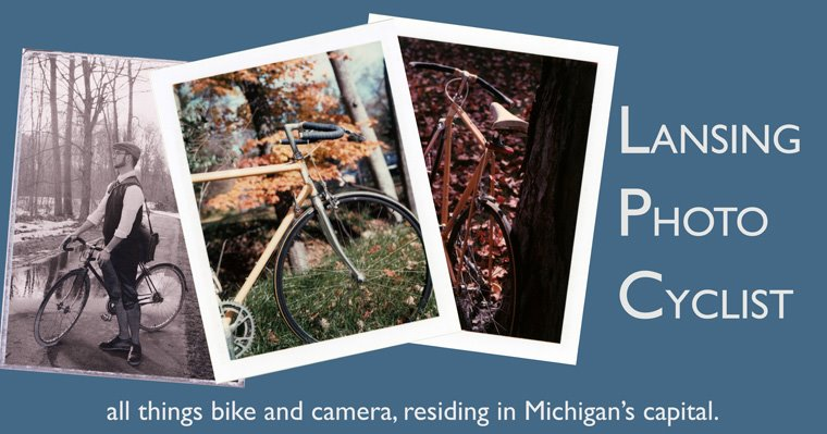 The Lansing Photo Cyclist
