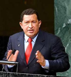 hugo chavez président du Venezuela